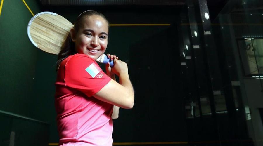 Laura Puentes, firme a la final de campeonato mundial de frontón | El Imparcial de Oaxaca