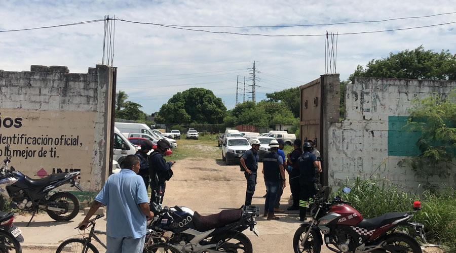Roban planta de luz y camioneta en el Istmo | El Imparcial de Oaxaca