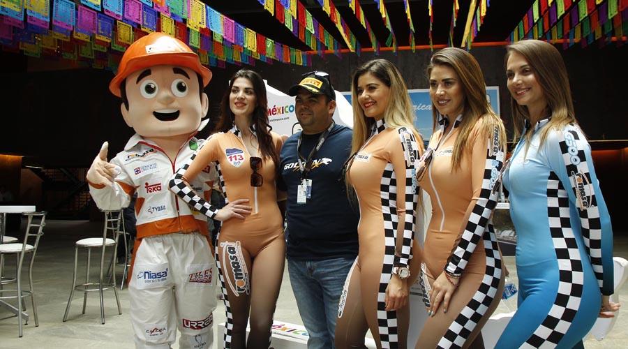 Listos para arrancar la Carrera Panamericana
