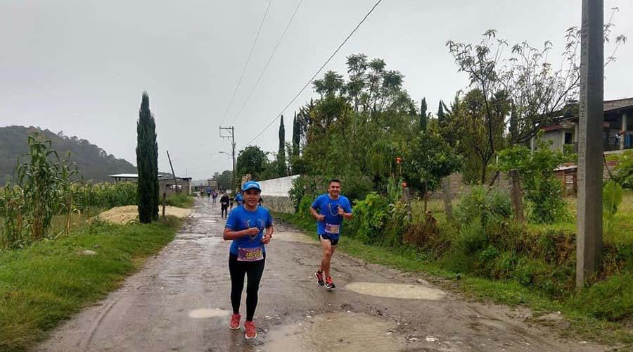 Corren contra el cáncer en Tlaxiaco   El Imparcial de Oaxaca
