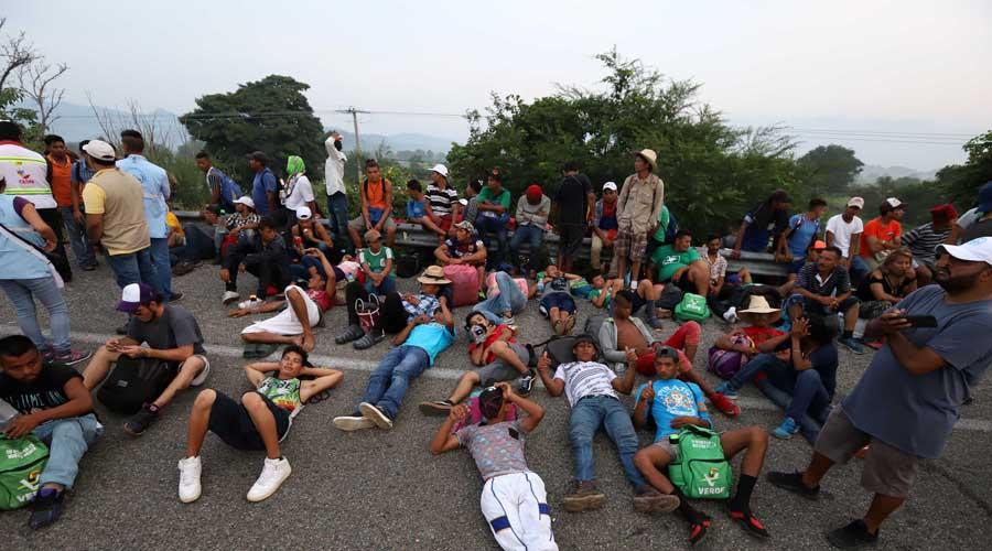 Deporta Oaxaca al día a 17 migrantes   El Imparcial de Oaxaca