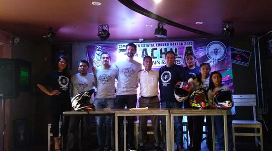 Van por la octava fecha del Motociclismo Enduro 2019