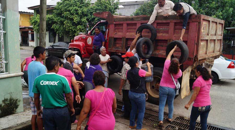 Urge concientizar sobre enfermedades vectoriales en la Mixteca