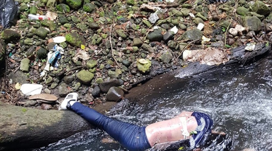 Jesús violó y mató a una jovencita en un barranco | El Imparcial de Oaxaca