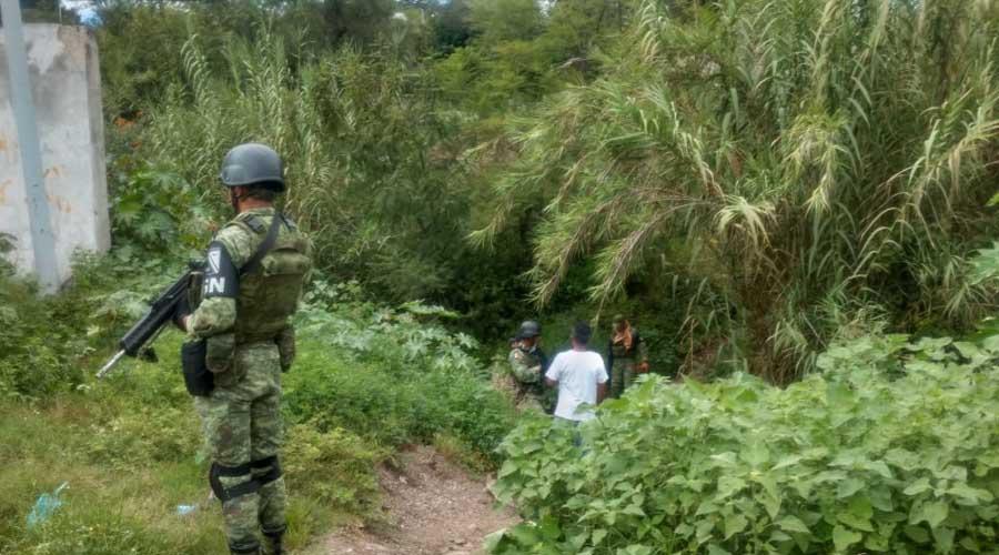 Supuestos explosivos movilizan a corporaciones de seguridad en la Mixteca