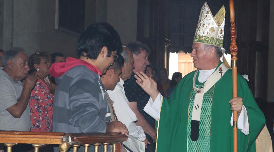 Pide arzobispo de Oaxaca dejar la arrogancia y menosprecio | El Imparcial de Oaxaca