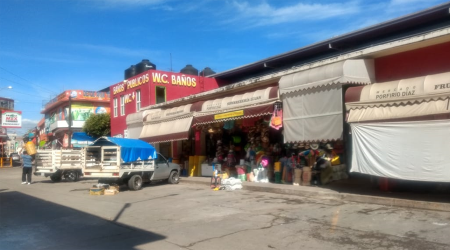 Necesario atender el Mercado Porfirio Díaz de Huajuapan | El Imparcial de Oaxaca