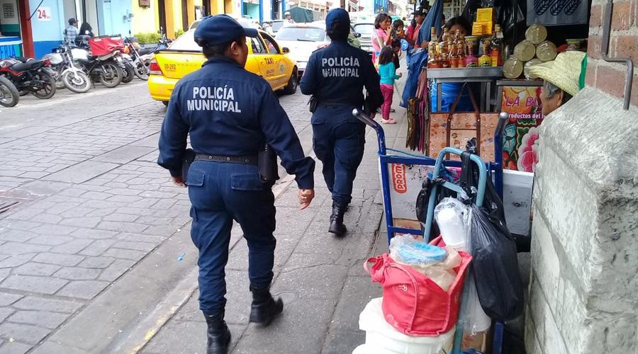 Reprueban efectividad en el combate a la inseguridad citadina   El Imparcial de Oaxaca