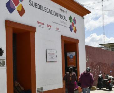Gestores en Oaxaca denuncian trabas en Semovi