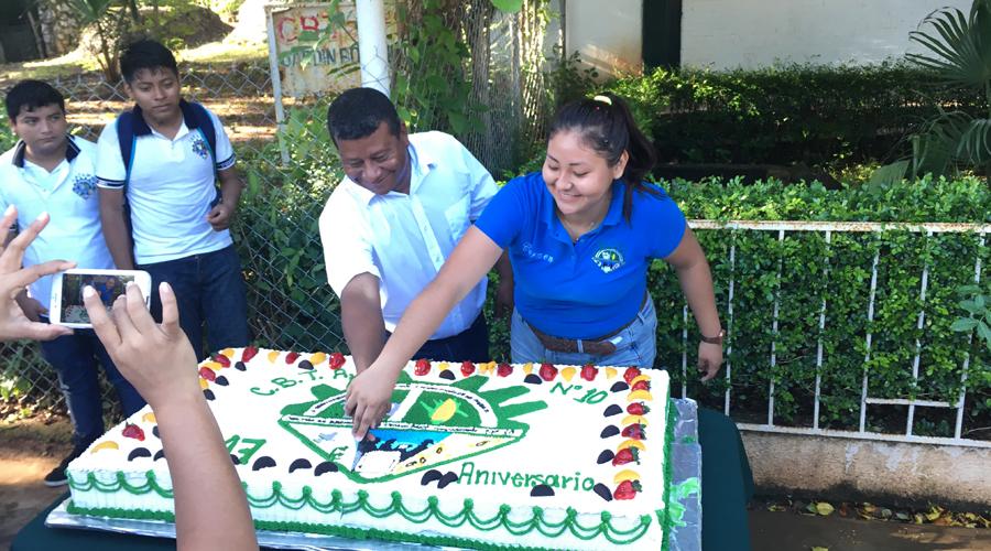 CBTA de Pinotepa Nacional cumple su 47 Aniversario