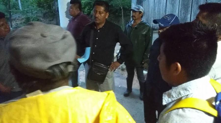 Denuncian a presidente municipal de Santa María Chimalapa por amenazas