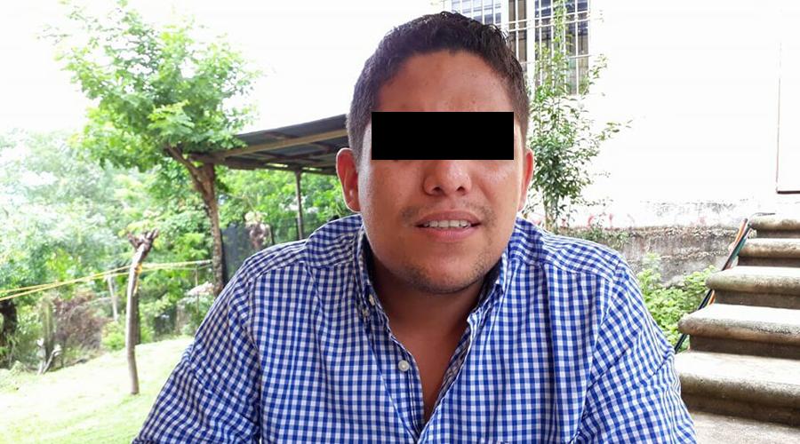 Detienen a edil de Jalapa de Díaz