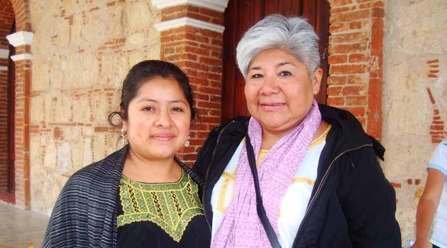En San Juan Mixtepec, la otra cultura en el marco de fiesta titular