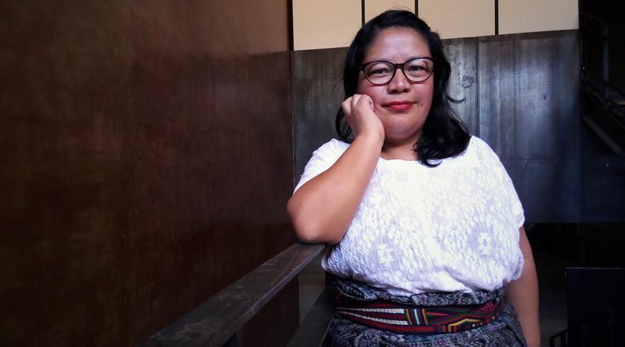 Gladys Tzul Tzul: las indígenas no queremos ser llamadas feministas