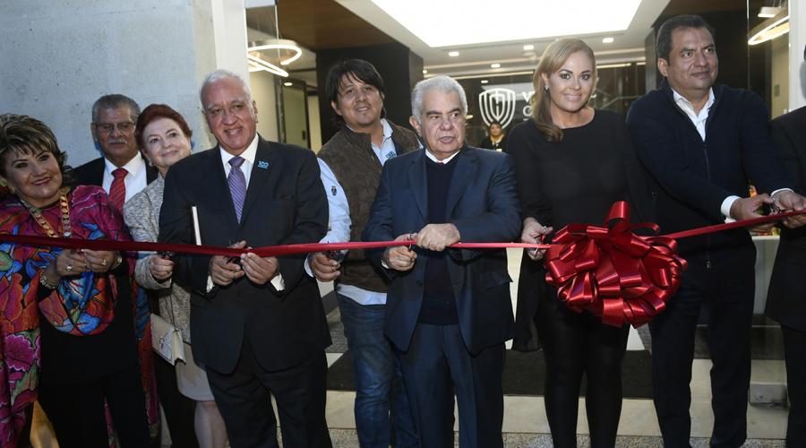 Inauguran Corporativo Velásquez Chagoya | El Imparcial de Oaxaca