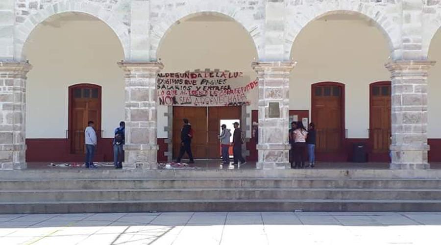Incierta, designación de autoridades en Tezoatlán