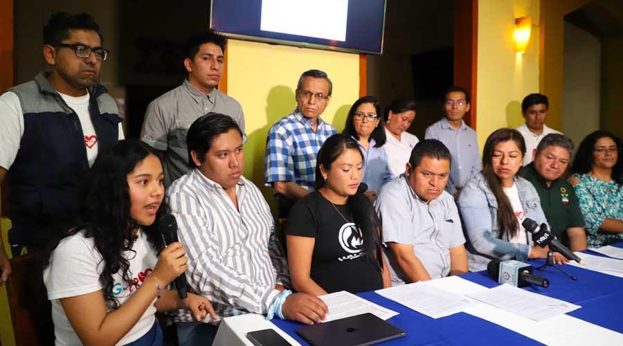 Piden a legisladores de Oaxaca foros de consulta sobre el aborto   El Imparcial de Oaxaca