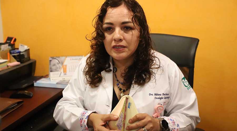 Urge garantizar acceso a una mastografía: BPC | El Imparcial de Oaxaca