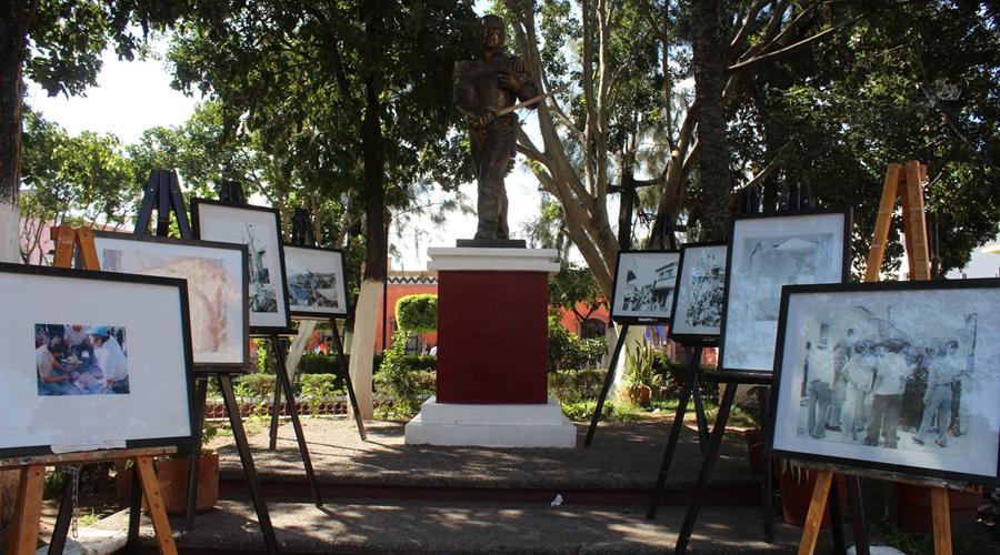 Recuerdan a sus muertos por el sismo de 1980 en Huajuapan