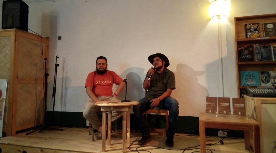 Gustavo López desgrana la historia de Guelatao