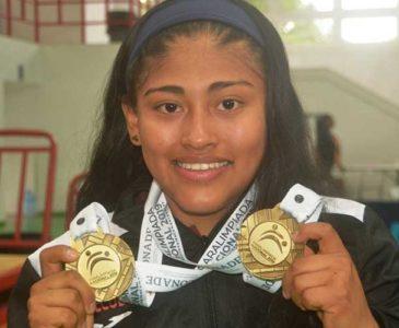 Oro y plata para Oaxaca en la Paralimpiada Nacional