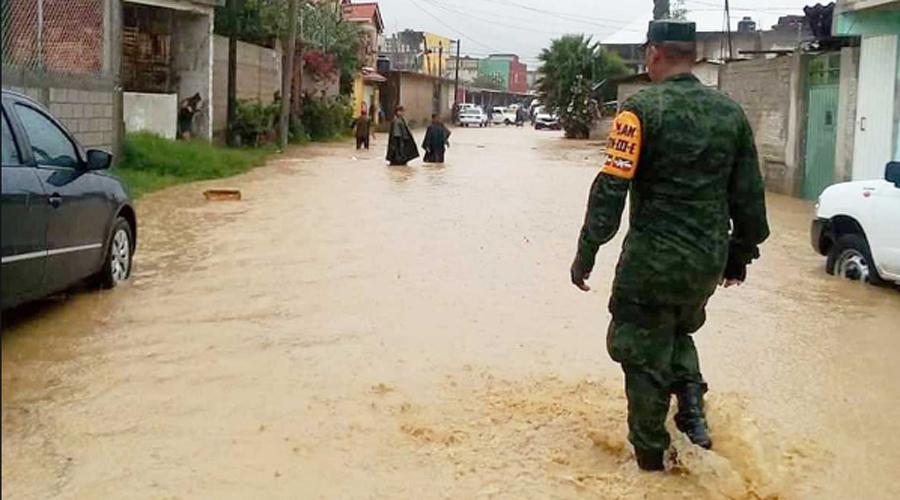 Contabiliza Protección Civil 504 viviendas dañadas por 'Narda' en Oaxaca | El Imparcial de Oaxaca