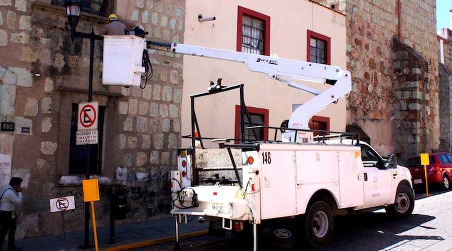Por iniciar, renovación del alumbrado público | El Imparcial de Oaxaca