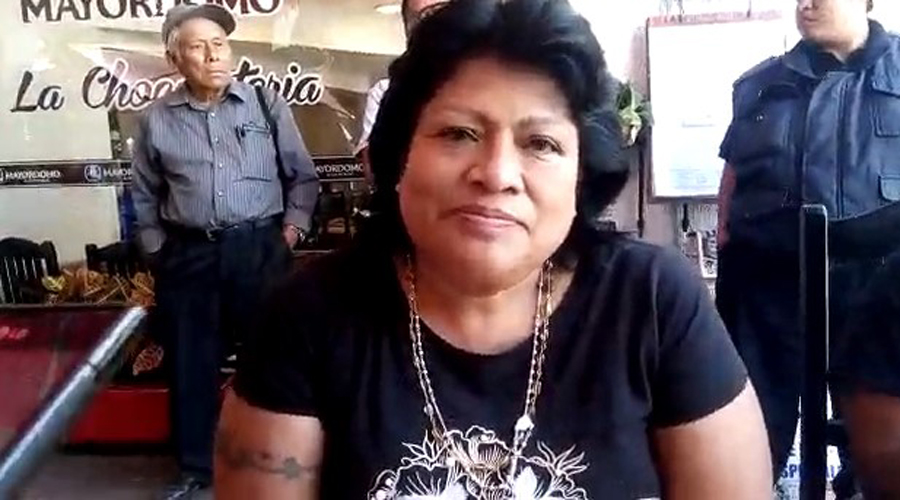 Ambulantes aseguran acatar reordenamiento   El Imparcial de Oaxaca