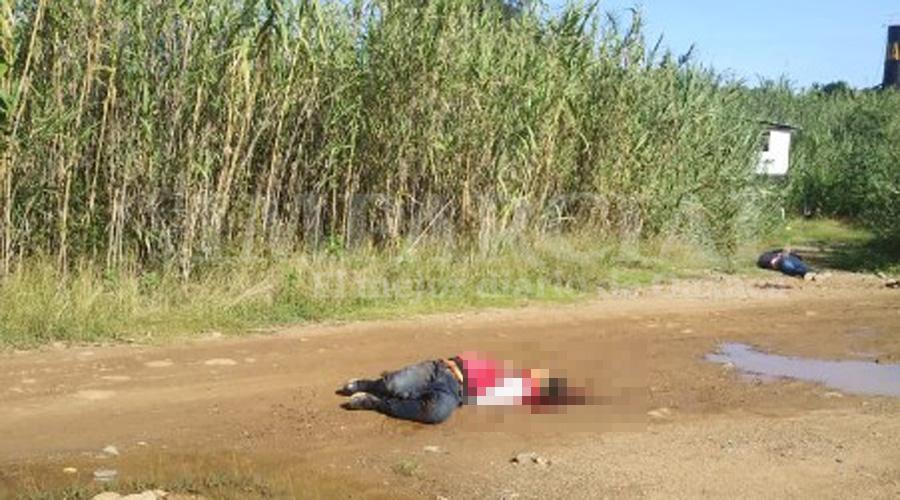 Encuentran a dos ejecutados en paraje de Etla, Oaxaca   El Imparcial de Oaxaca