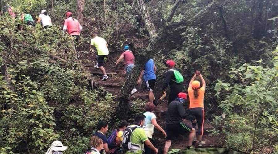 Preparan carrera de 13 kilómetros en Cuautepec