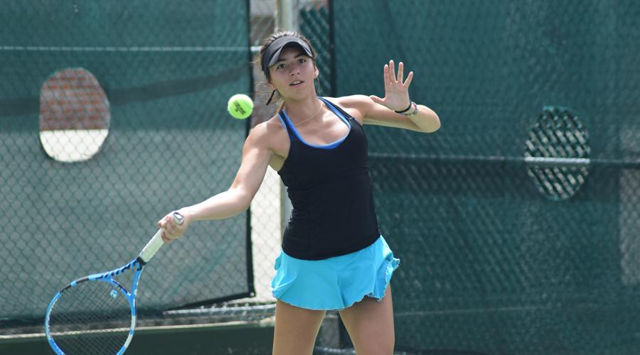 Se disputa Torneo Internacional de Tenis