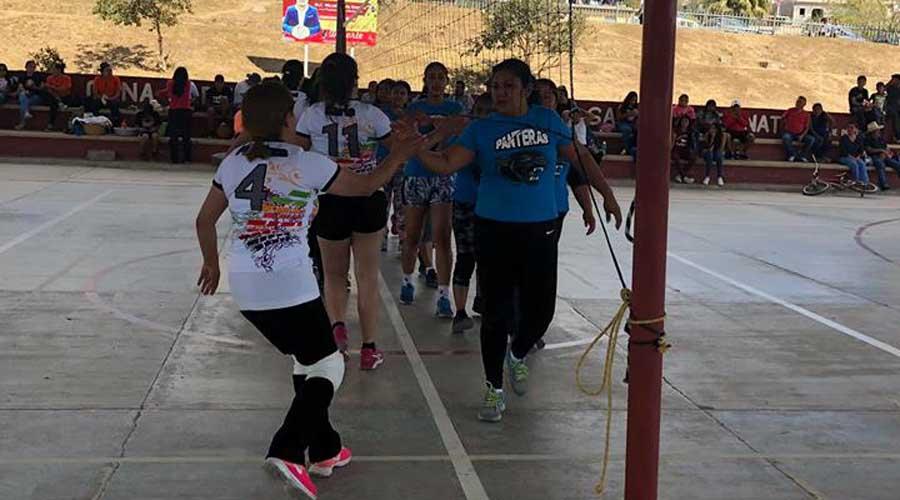 Disputarán Torneo en Juxtlahuaca