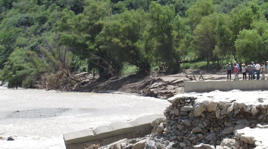 Inicia rehabilitación en Presa Zocoteaca