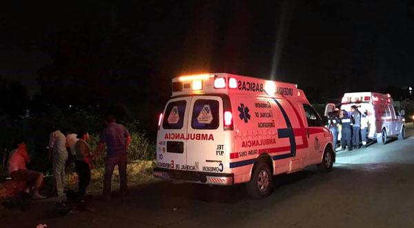 Viven para contarlo; derrapan motociclistas en Salina Cruz   El Imparcial de Oaxaca