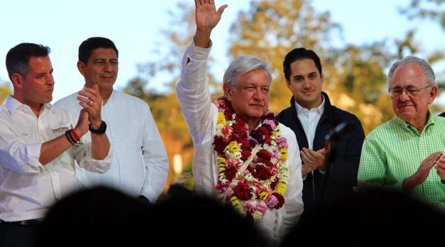 Confirma Murat visita de AMLO en Oaxaca | El Imparcial de Oaxaca
