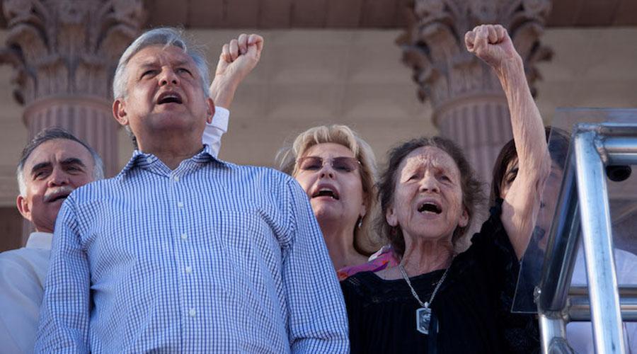 Senado  de la República acuerda entregar la Medalla Belisario Domínguez a la activista Rosario Ibarra | El Imparcial de Oaxaca