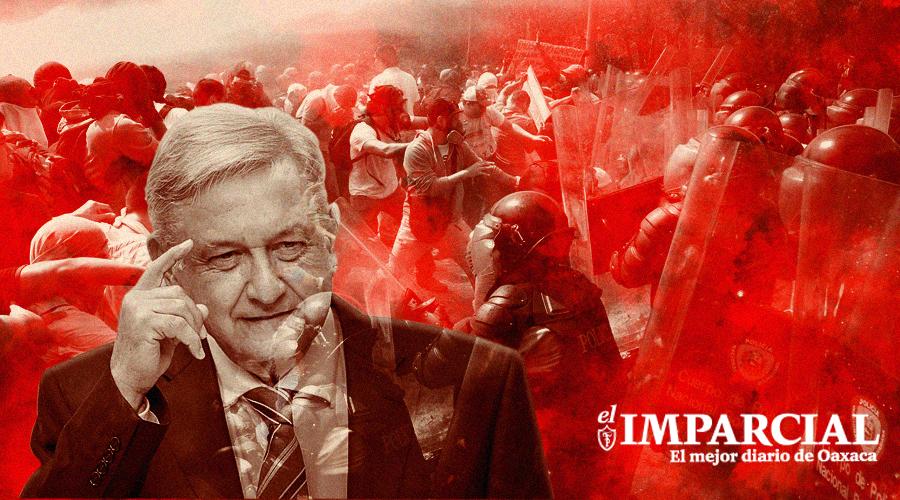 López Obrador celebra suspensión de magistrado   El Imparcial de Oaxaca