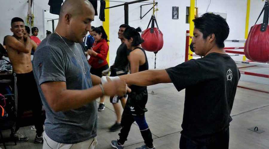 Impulsan a peleadores de Oaxaca