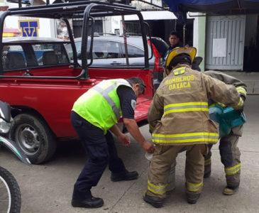 Fuga de gas causa pánico en Cinco Señores
