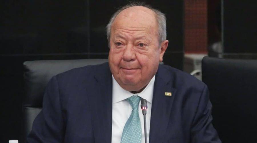 Renuncia Carlos Romero Deschamps como líder del sindicato de Pemex | El Imparcial de Oaxaca