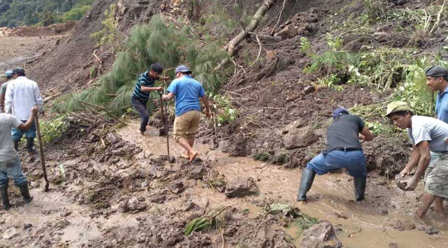 Otorga Fonacot crédito a damnificados por Narda | El Imparcial de Oaxaca