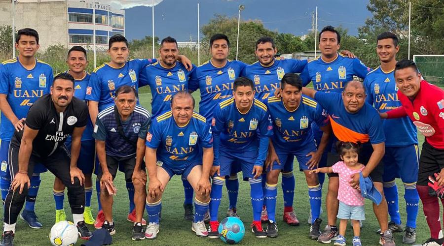 La Fiscalía se impuso en el Torneo del Día del Empleado | El Imparcial de Oaxaca