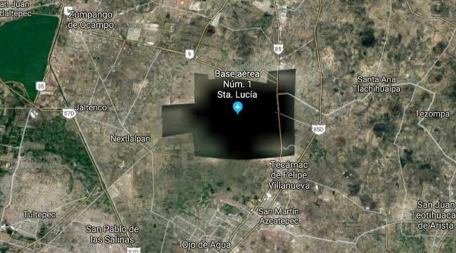 Video: Google Earth oculta imágenes satelitales de Santa Lucía | El Imparcial de Oaxaca