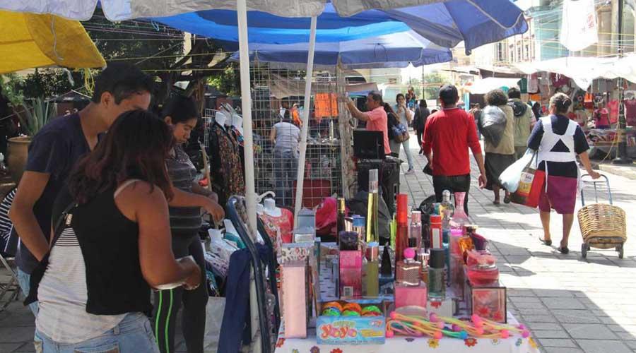 Llama Canaco a frenar el comercio informal en la capital oaxaqueña | El Imparcial de Oaxaca