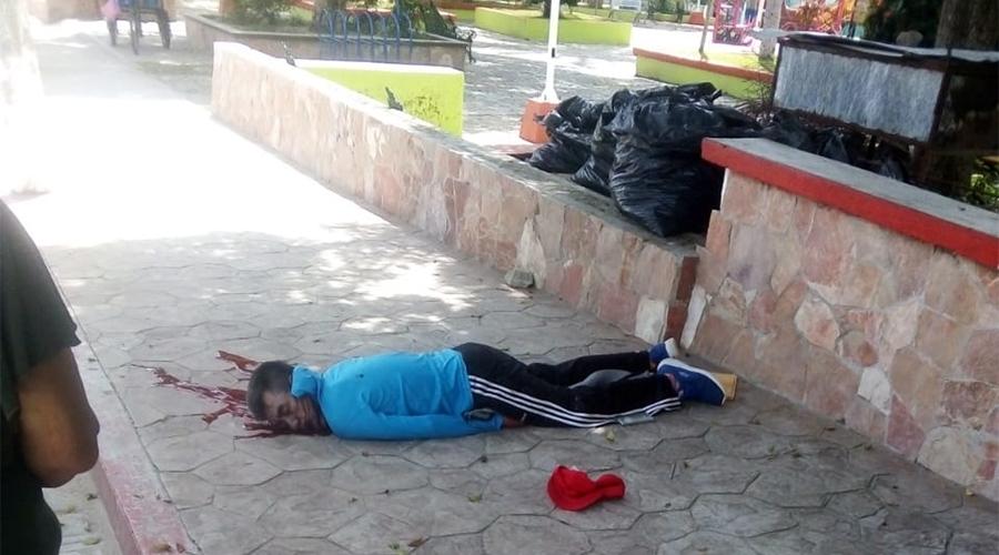Liquidan a balazos a Chucho El Mocho en San Pedro Mixtepec | El Imparcial de Oaxaca