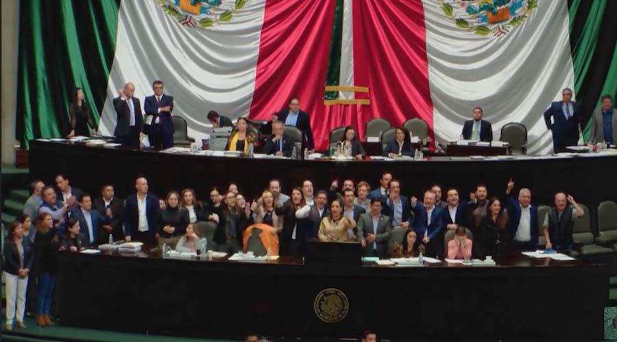 Video: Diputados del PAN exigen la renuncia de AMLO por liberación de Ovidio Guzmán   El Imparcial de Oaxaca