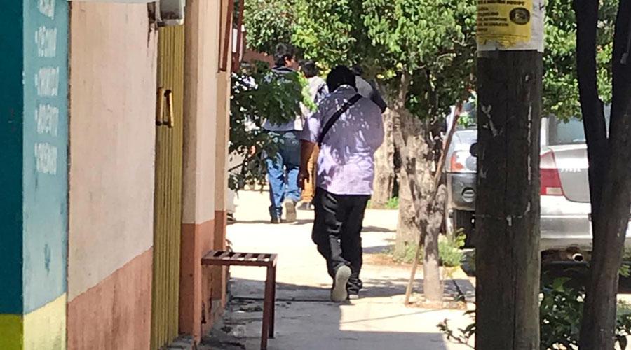 Detenido por echar bala en Santa Lucía   El Imparcial de Oaxaca
