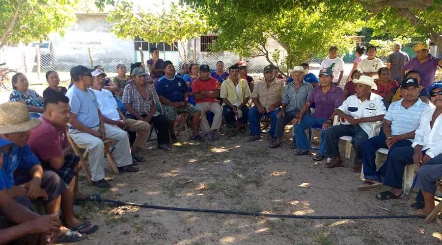 Conflictos post electorales frenan desarrollo de San Dionisio del Mar