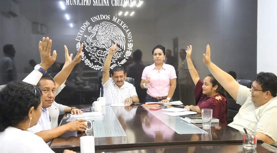 Se desmorona Ayuntamiento de Salina Cruz