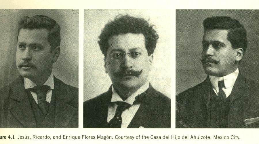Revolución y la anarquía de los Flores Magón